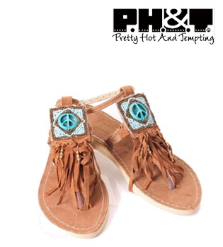 PH&T slippers ibiza slippers pretty hot and tempting via-vai 2013 laarsjes van heyster lazamani amani schoenen