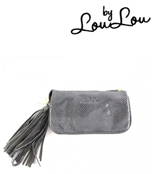 by lou lou clutch tas